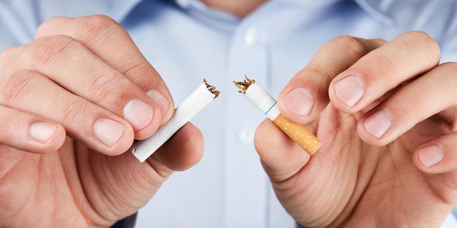 Rauch-Stopp erhöht die Lebenserwartung von Emphysem-Patienten