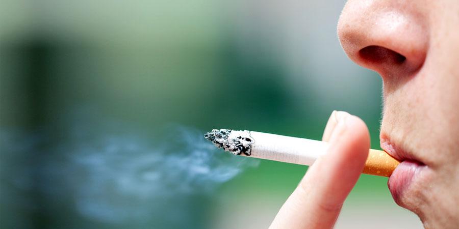 Rauchen ist die häufigste Ursache eines Emphysems
